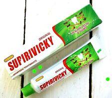 Siddhalepa SUPIRIVIKI Arurvedic original Toothpaste NON Fluoridated40g,70g,110g