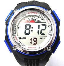 Men Boys School Digital Watch Biking Sports Alarm Date Day Watchlight Stopwatch