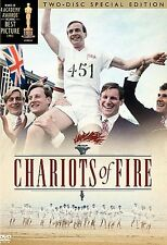 CHARIOTS OF FIRE Special Edition Christian dvd Track Olympics 1981 Mint Ln