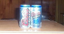 One 12oz.Coors Light.XLII.Super Bowl Commerative can.