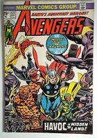 The Avengers #127 (1974) Marvel 6.5 FN+ Comic Book