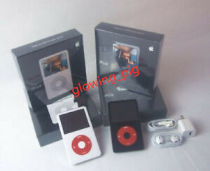 Apple iPod Classic 5th Generation U2 Special Edition 30gb White/Black -WARRANTY