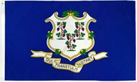 3x5 Connecticut Flag Polyester State Banner 3' x 5' CT