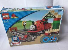 LEGO Duplo Eisenbahn Lok - Thomas & Friends - James in Knapford - Set 5552 Ovp