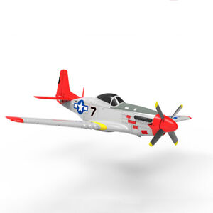 Volantex RC 768-1 Mustang P-51D 750mm Wingspan EPO Warbird RC Airplane PNP