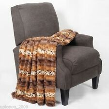 Unbranded 100% Polyester Afghans & Throws