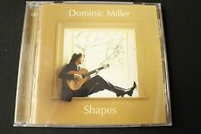 DOMINIC MILLER - Shapes - 2003 Original Print RARE UNIVERSAL CD VGC