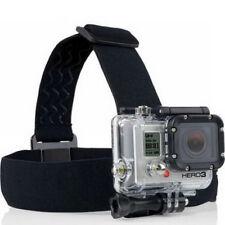 Outdoor Camera Head Strap Mount Belt Elastic Headband For GoPro HD Hero series