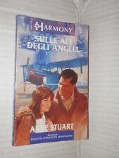 SULLE ALI DEGLI ANGELI Anne Stuart Harlequin Mondadori 1994 Harmony HPO 2 libro