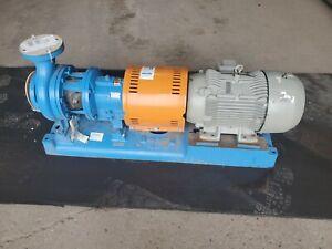 Goulds 3196 i-FRAME Process Centrifugal Pump