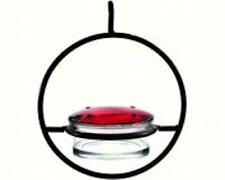 Couronne - Hummble Slim Hummingbird Feeder - Red