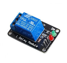 1Pcs 1-Channel 5V Relay Expansion  99 UK Driver Module with Indicator Light