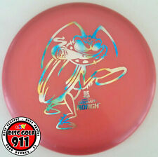 New Discraft Big-Z (Pearly Z-Line) Roach (176g, putt and approach, mauve)