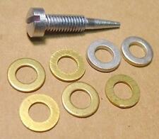 Chain Oiler, Oil Pump Adjusting Screw Kit for Harley