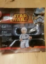 Lego Admiral Yularen 5002947 sealed poly bag rare retired hard to find new