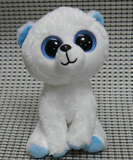 TY BEANIES BOOS ~BEAR TUNDRA Stuffed toy missing tags PLEASE READ 6 inch