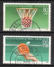 Germany / Berlin - 1985 Sport welfare - Mi. 732-33 VFU