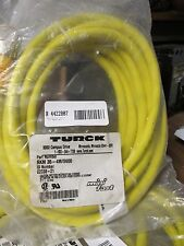 * Turck Quick-Connect Cord Set Rkm 35-4M/S600 . Us-01E