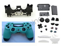 Full Housing Shell Case + Buttons Kit Replacement Parts For PS4 Controller