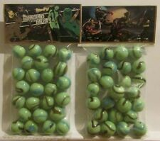 2 Bags Of Guardins Of The Galaxy Super Hero Movie Promo Marbles