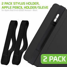 Cellet 2 Pack Stylus Pen Pencil Holder Sleeve for Apple iPad 11 Inch 2020 Tablet