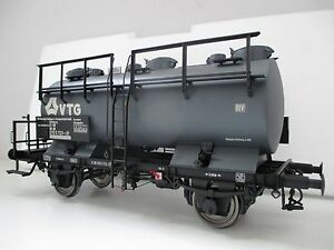 Kiss Gauge 1 Tank Wagon 3-Kammer Tank Truck Variants for Choice Metal For