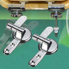 Remplacement Réparation Charnière Vis Toilette Latrine Siège Cuvette Fixation WC