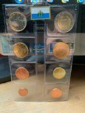 San Marino - les 8 pièces 2006 UNC