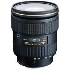 Tokina 24-70mm F/2.8 AT-X Pro FX Lens for Canon EOS Digital SLR Cameras
