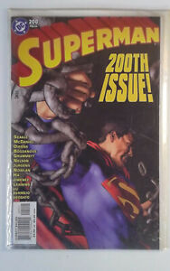Superman #200 (2004) DC Comics 9.2 NM- Comic Book