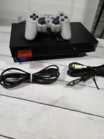 Sony PlayStation 2 Console (SCPH-50001) w/Memory Card, Controller, AV & AC Cable