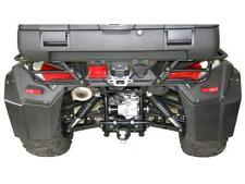 Ramm Bügel Bullfänger hinten Rücklicht Schutz Quad ATV Kymco MXU 550 / 700