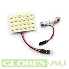 INTERIOR LED LIGHT PANEL TOYOTA HILUX SR5 4RUNNER PRADO 4WD 4X4 12V 24 SMD WHITE