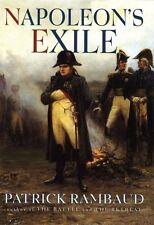 Napoleon's Exile New Book - Patrick Rambaud