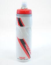 CAMELBAK PODIUM BIG CHILL 25oz BICYCLE WATER BOTTLE WHITE/RED/BLACK