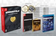 UNDERTALE COLLECTOR'S EDITION (NINTENDO SWITCH) NEW AND SEALED,VERY RARE!