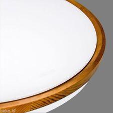 Plafonniers et lustres blanche moderne en bois pour la maison