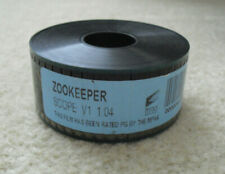 Movie Theatre Used 35mm Film Trailer - Zookeeper