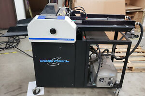 Graphic Whizard Creasemaster Plus-TS  Digital Creasing Perfing Machine
