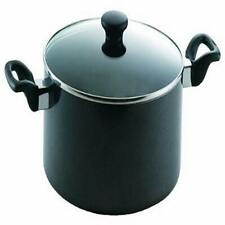 New listing Mirro 47008 Get A Grip Nonstick Stockpot with Glass Lid Cover Cookware, 8-Quart