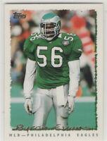 1995 Topps Football Philadelphia Eagles team set