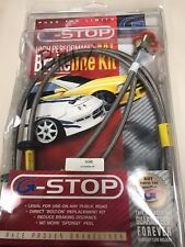 Goodridge G-Stop High Performance D.O.T. Brake Line for 98-01 BMW Roaster/Coupe