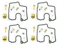 4X Carburetor Carb Rebuild Repair Kit NEW   YZF-R1 1998-2001