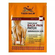 Baume du Tigre (Tiger Balm) - 1 Sachet de 2 Plasters Mal de Dos