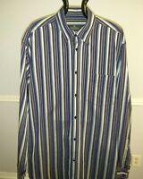 Bugatchi Uomo men's large button down shirt. 100% cotton