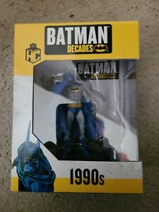 Eaglemoss BATMAN DECADES 1990'S FIGURINE with collector magazine Issue 6