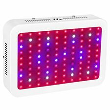 LAPUTA 1000W Double Chips LED Grow Light Full Specturm for Greenhouse and Indoor