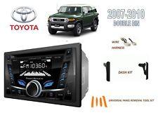2007-2010 TOYOTA FJ CRUISER CAR STEREO KIT, BLUETOOTH USB CD AUX MP3