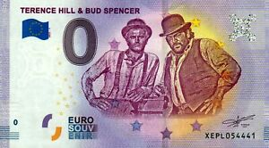 Null Euro Schein - 0 Euro - Terence Hill & Bud Spencer 2021-1