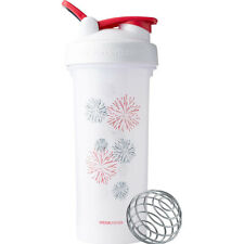 Blender Bottle Special Edition Pro Series 28 oz. Shaker Mixer Cup - Fireworks